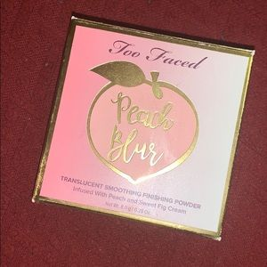 """Too Faced Sweet Peach""""Translucent finishing Powder"""